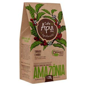Café Apui 250g - Orgânico
