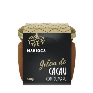 Geleia de Cacau com Cumaru - Manioca