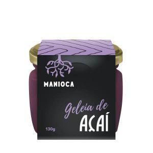 Geleia de Açaí - Manioca