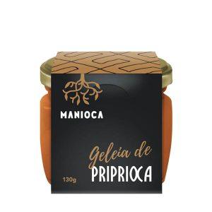Geleia de Priprioca - Manioca
