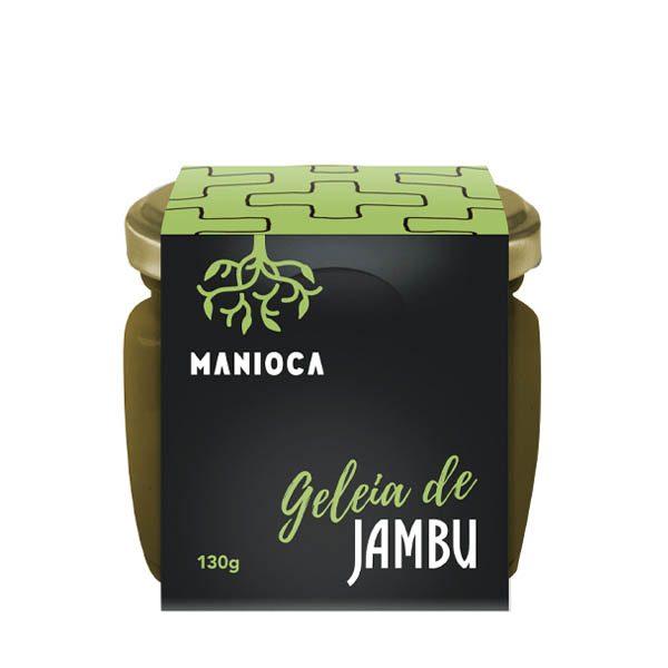 Geleia de Jambu - Manioca