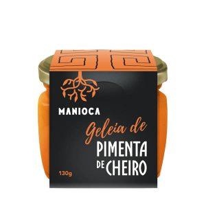 Geleia de Pimenta de Cheiro - Manioca