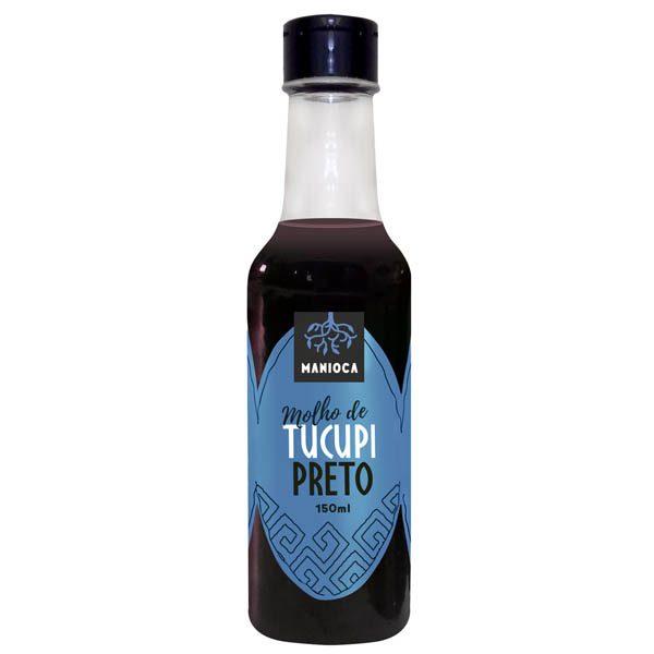 Molho de Tucupi Preto - 150ml Manioca