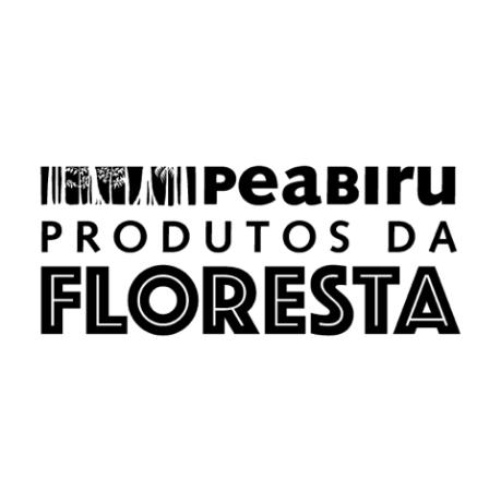 Logotipo Peabiru - Produtos da Floresta