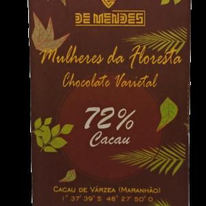 Chocolate ao leite de búfala 47% Cacau Selvagem Jari - De Mendes