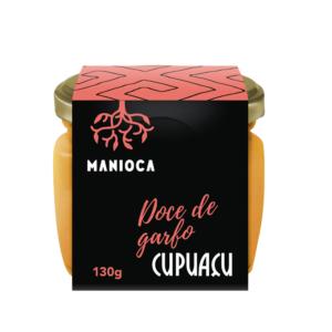 Doce de Garfo de Cupuaçu 130g - Manioca