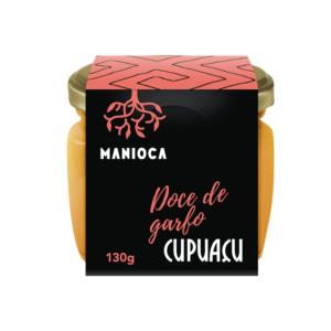 Doce de Garfo de Cupuaçu - Manioca