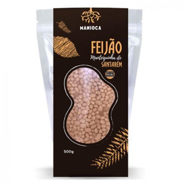 Feijão Manteiguinha - 500g - Manioca