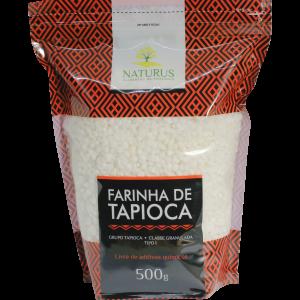 Farinha de Tapioca 500g - Naturus