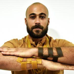 Bracelete Kaya - Flavia Amadeu Design Sustentável