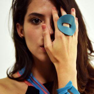 Anel Concha - Flavia Amadeu Design Sustentável
