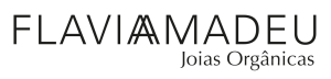 Logotipo Flavia Amadeu - Joias Orgânicas