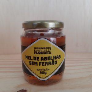 Mel de Abelhas da produção do Peabiru