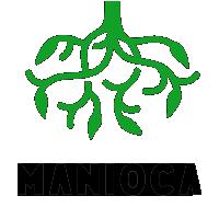 Logotipo Manioca - Produtos da Terra
